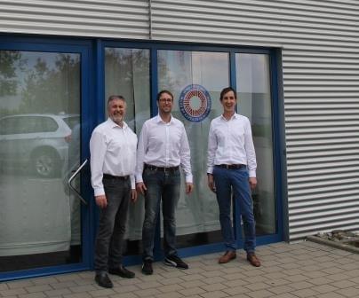 Werner, Manuel und Benjamin Finkbeiner